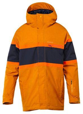 Quiksilver Fraction Snowboard Jacket - Men's
