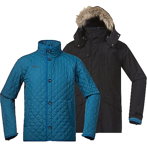 Bergans Aune 3in1 Jacket