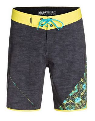 Quiksilver AG47 New Wave 20in Boardshorts - Men's