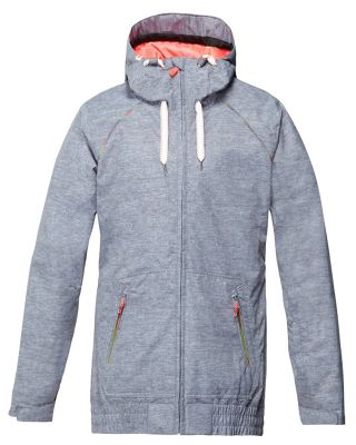 Roxy Valley Hoodie Snowboard Jacket - Women's