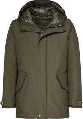 Woolrich John Rich & Bros. Men's Long Mil Eskimo Jacket