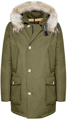 Woolrich John Rich & Bros. Men's Wool Lined Arctic DF Parka
