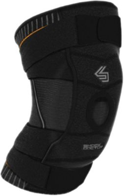 Shock Doctor Ultra Compression Knit Knee Support Full Patella Gel Support X-Strap
