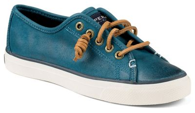 Sperry Women's Seacoast Weathered and Worn Shoe
