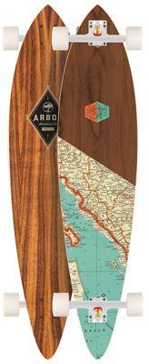 Arbor Fish Cruiser Complete