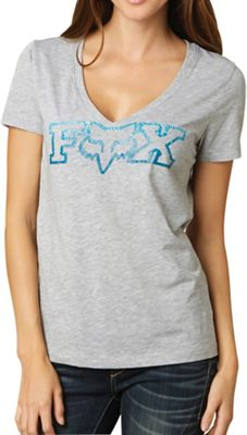 Fox Women's Fascinate V Neck Tee