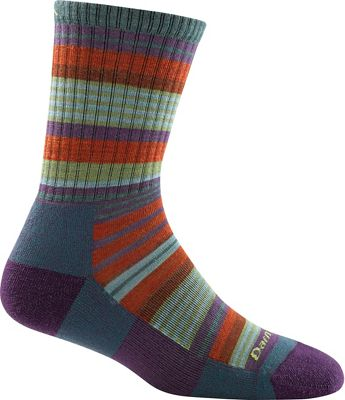 Darn Tough Women's Sierra Stripe Light Micro Crew Sock