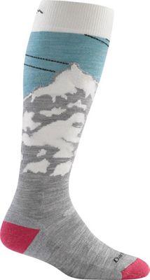 Darn Tough Women's Yeti Over-The-Calf Ultra-Light Sock