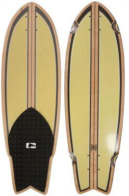 Globe Dart Longboard Deck