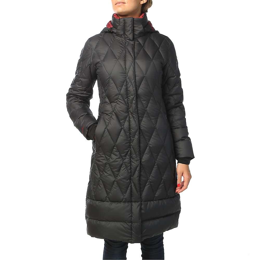 Moosejaw Women's Woodward Longer Down Jacket - XL - Black