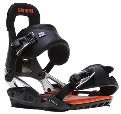 Bent Metal X Lib Tech Snowboard Bindings - Men's