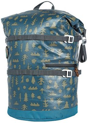 Poler Stuff High and Dry 20L Rolltop Pack