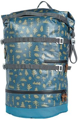 Poler Stuff High and Dry 40L Rolltop Pack