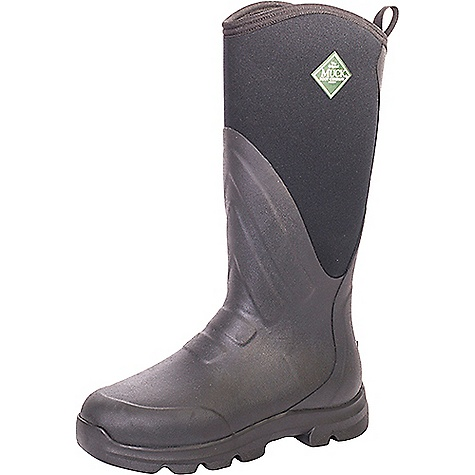Muck Grit Boot Black