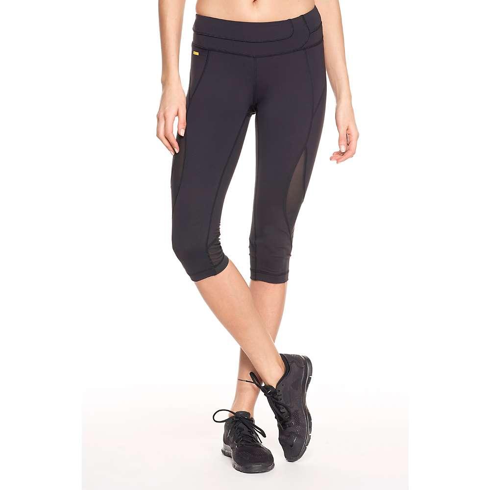 Lole Women's Run Capri - Large - Black