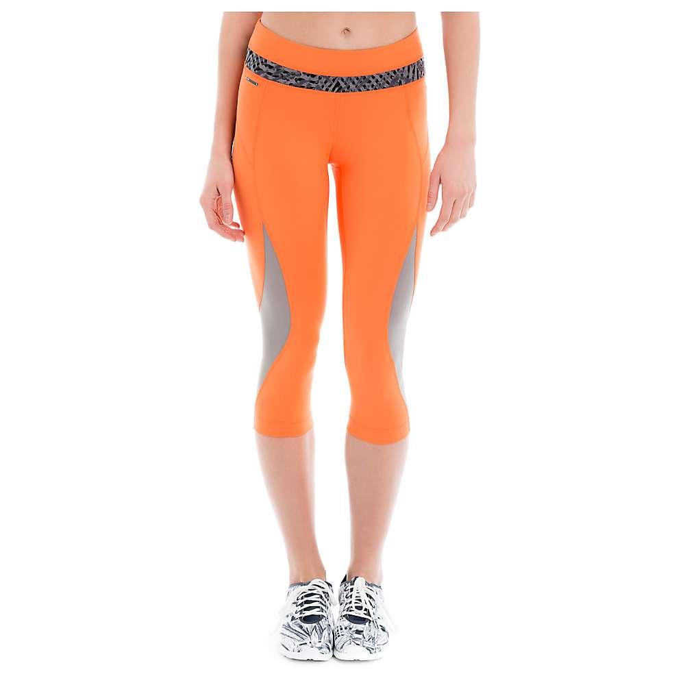 Lole Women's Run Capri - Medium - Nectarine