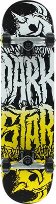 Darkstar Reverse Skateboard Complete - Men's