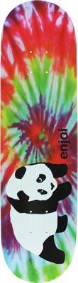 Enjoi Original Panda Skateboard Deck - Men's