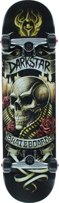 Darkstar Shrine Skateboard Complete - Men's