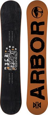Arbor Relapse Midwide Snowboard - Men's