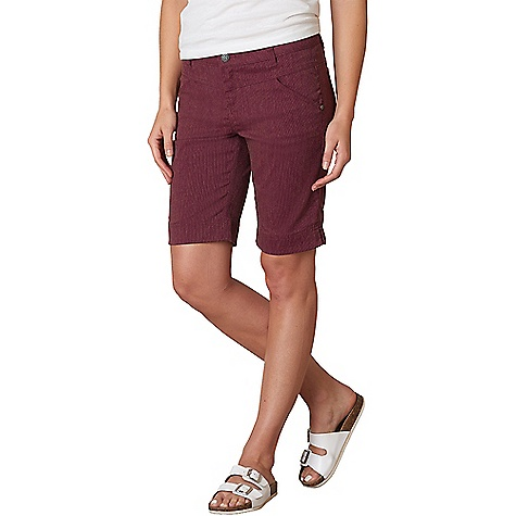 Prana Women's Tashia Short Black Plum
