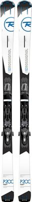 Rossignol Pursuit 200 Skis w/ Xelium 110 Bindings - Men's
