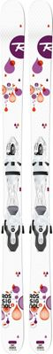 Rossignol Trixie Skis w/ Xelium Saphir 100 Bindings - Women's