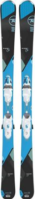 Rossignol Temptation 84 Skis w/ Xelium Saphir 110 Bindings - Women's