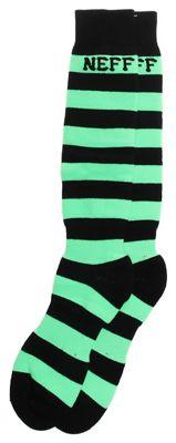 Neff Big Little Stripe Socks - Men's
