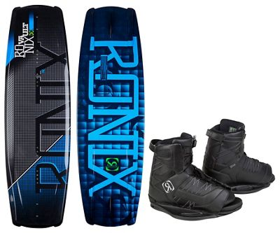 Ronix Vault Wakeboard w/ Divide Bindings - Men's