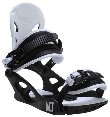 M3 Helix 3 Snowboard Bindings - Men's