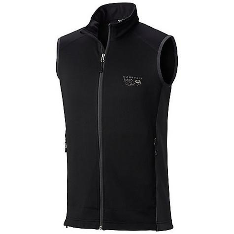 Click here for Mountain Hardwear Men's Desna Grid Vest prices