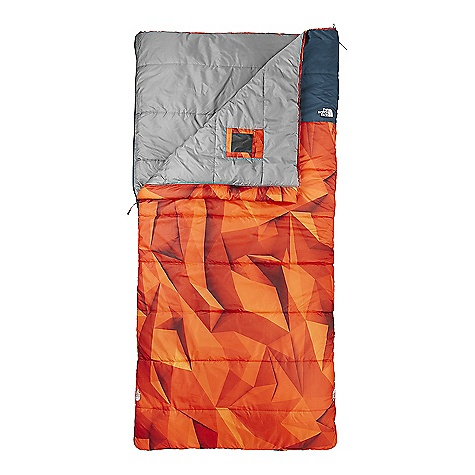The North Face Homestead Twin 20 / -7 Sleeping Bag Low Poly Print