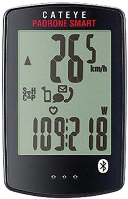 CatEye Padrone Smart Bundle SPD / CDC / HR Bike Computer