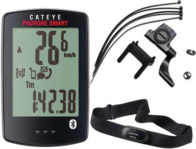 CatEye Padrone Smart Package SPD / CDC Bike Computer