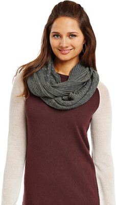 Carve Designs Women's Laurel Infinity Sweater Scarf