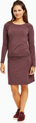 Carve Designs Women's Long Sleeve Shore Dress