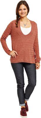 Carve Designs Women's Miley V Neck Sweater