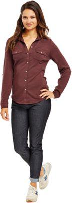 Carve Designs Women's Napa Button Down Shirt