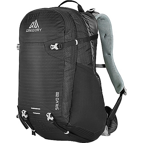 Gregory Men's Salvo 28L Pack True Black