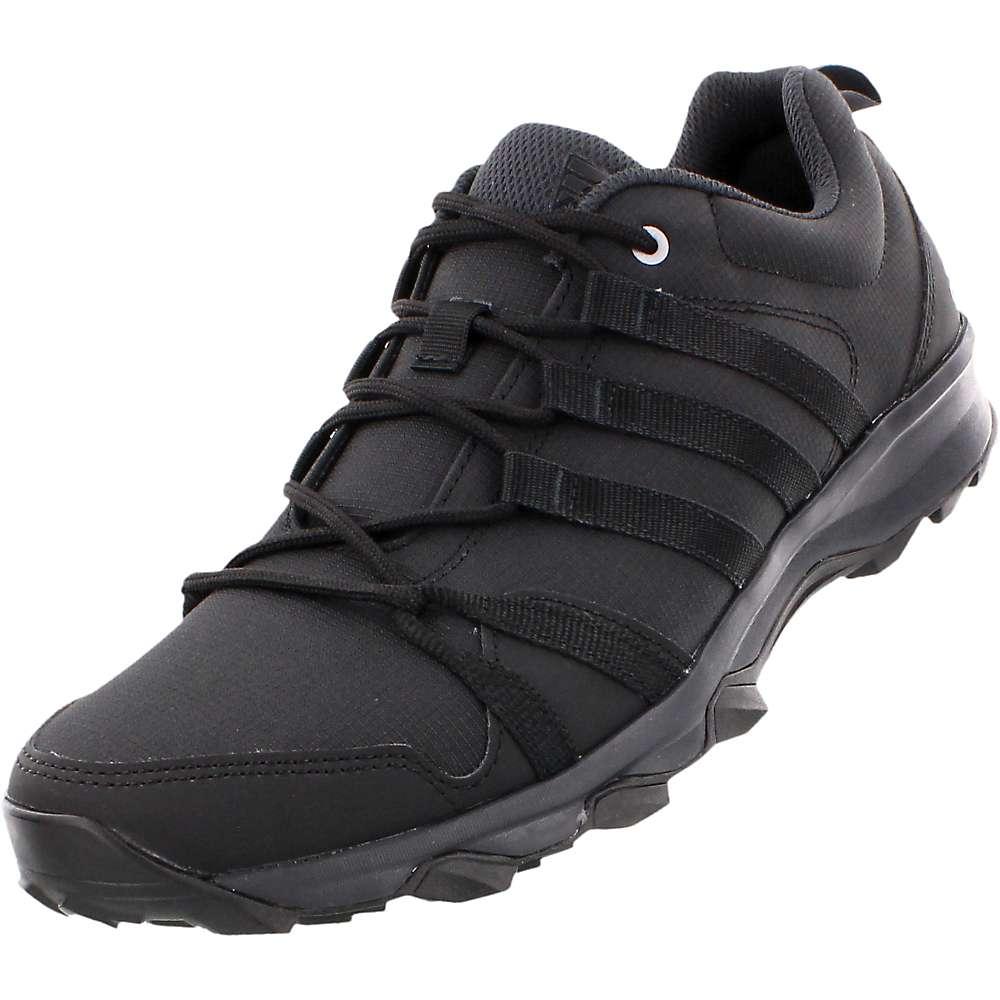 Adidas Men's Tracerocker Shoe - 7.5 - Black / Dark Grey / Black