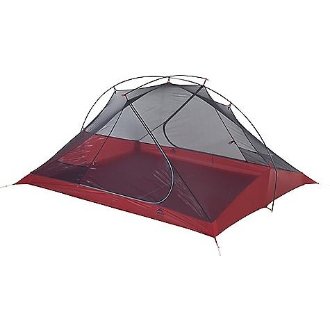 photo: MSR Carbon Reflex 3 three-season tent