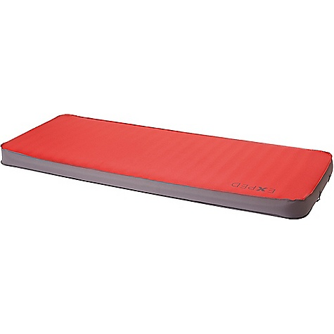 photo: Exped SIM Comfort 7.5 self-inflating sleeping pad