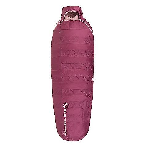 photo: Big Agnes Slavonia 30° 3-season synthetic sleeping bag