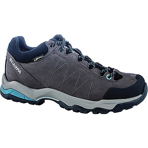Scarpa Women's Moraine Plus GTX Shoe Charcoal / Air