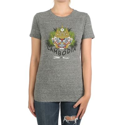 Moosejaw Women's MJ x World Clothes Line Collab Tee 2015