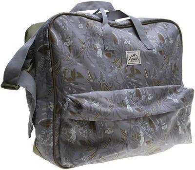 Vans Jeankha Boot Bag AOP Parrot Print (Pewter)