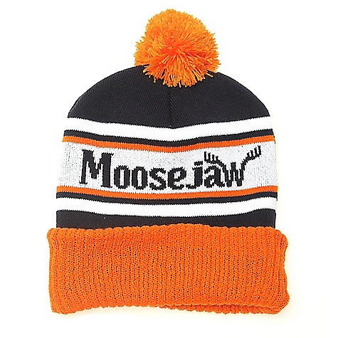 Moosejaw Kung Fu Fighting Beanie