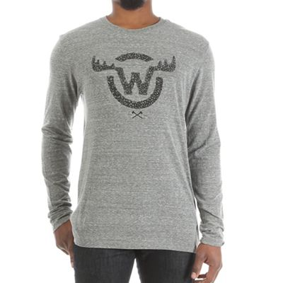 Moosejaw Men's Takashi Like A Rock LS Tee