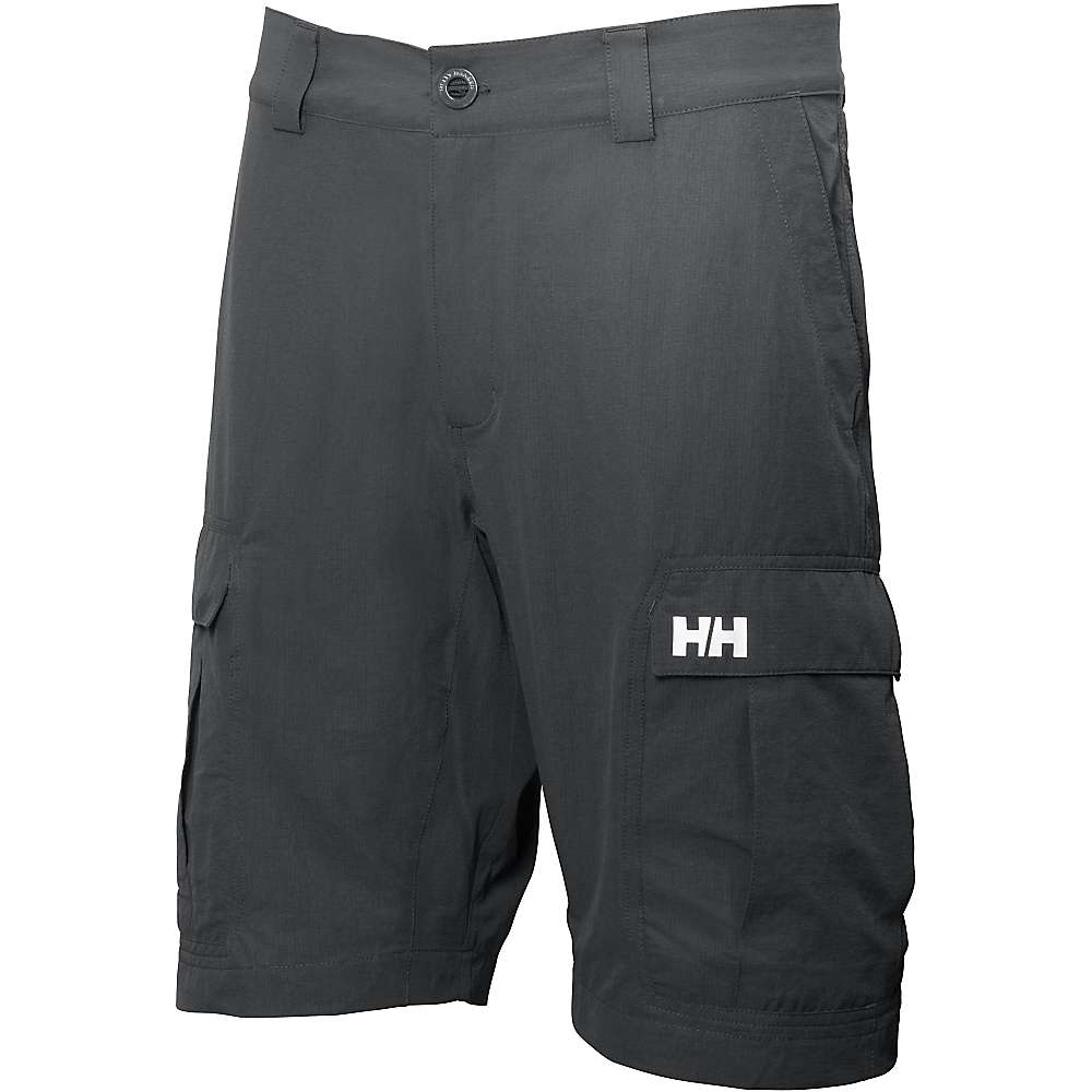 Helly Hansen Men's HH QD Cargo 11IN Short - 34 - Ebony